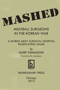 mashed draft title page
