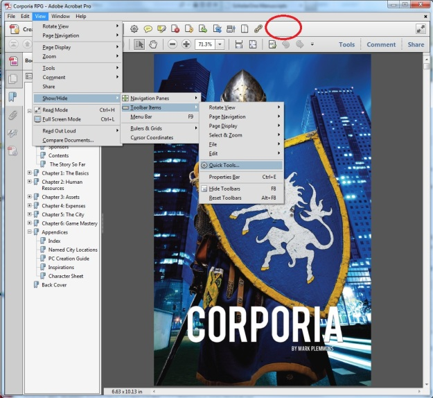 how to renumber pages in pdf